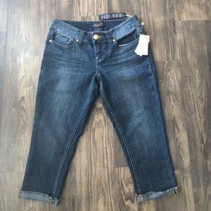 Seven7 Shorts - Seven 7 NWT Farrah Capri / Crop / Bermuda Shorts
